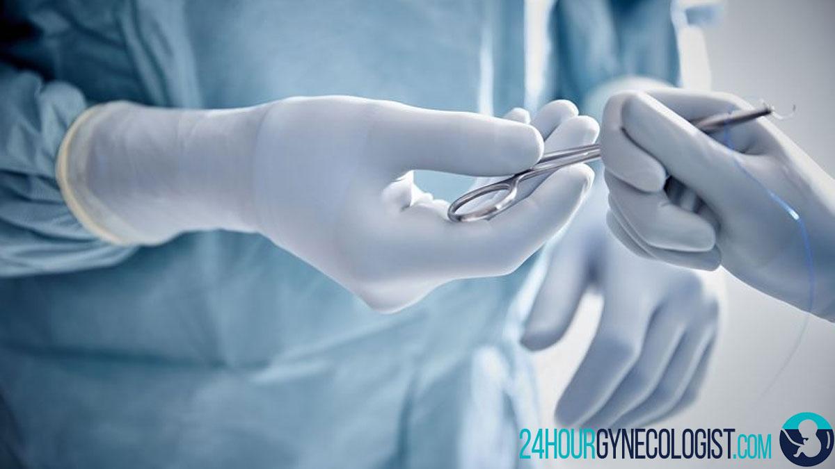 هزینه جراحی لاپاراسکوپی رحم