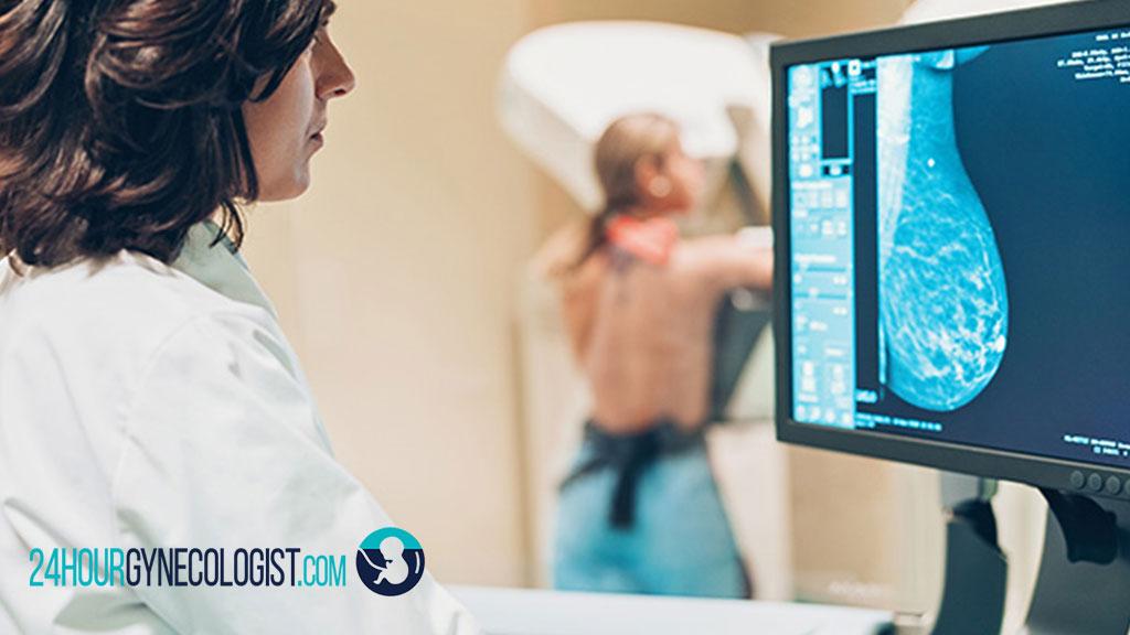 هزینه ماموگرافی دیجیتال